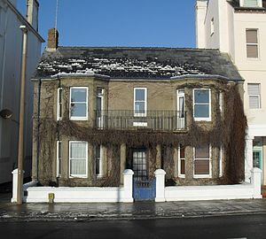 The Old Coastguard House, Marine Parade, Worth...