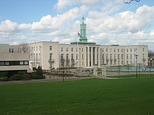 Walthamstow Town Hall