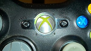 English: XBOX 360 Super Elite Controllers . Sh...