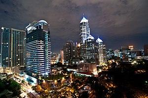 English: All Seasons Place, Bangkok, Thailand ...