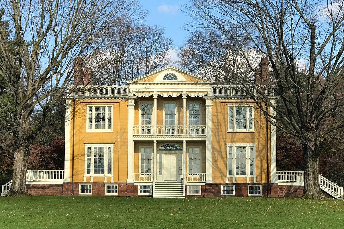 Boscobel mansion  Wikipedia