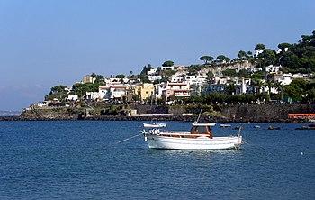 Casamicciola, Ischia, Italy.