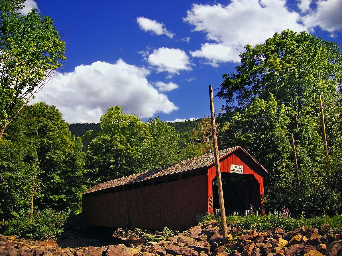 Sonestown Covered Bridge Wikipedia