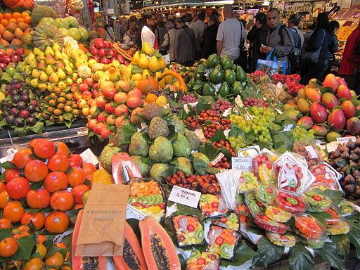 512px Fruit and Vegetable Market - MOET IK VITAMINE- EN MINERAALSUPPLEMENTEN INNEMEN?