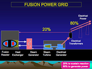 Fusion Power Grid