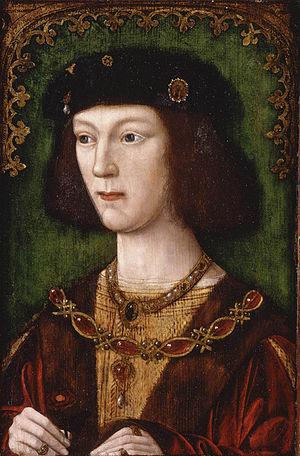 Henry VIII, 1509. The Denver Art Museum