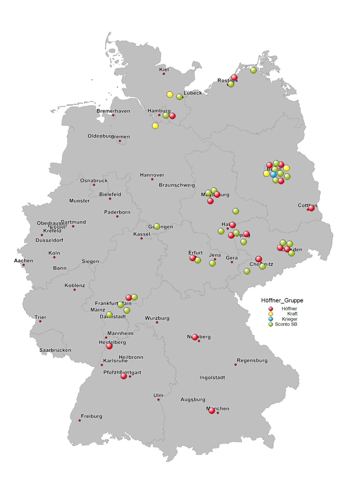 Möbel Höffner Zentrale Deutschland Möbel Kaufen Augsburg