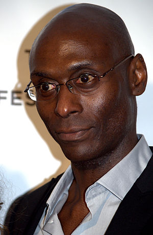 Lance Reddick at the 2009 Tribeca Film Festiva...
