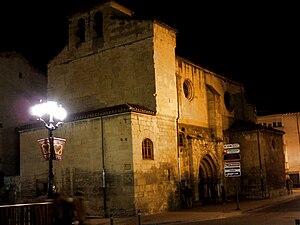 English: Iglesia del Espíritu Santo (ex San Ni...