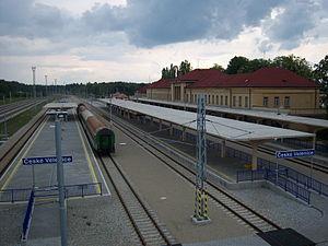Nádraží České Velenice