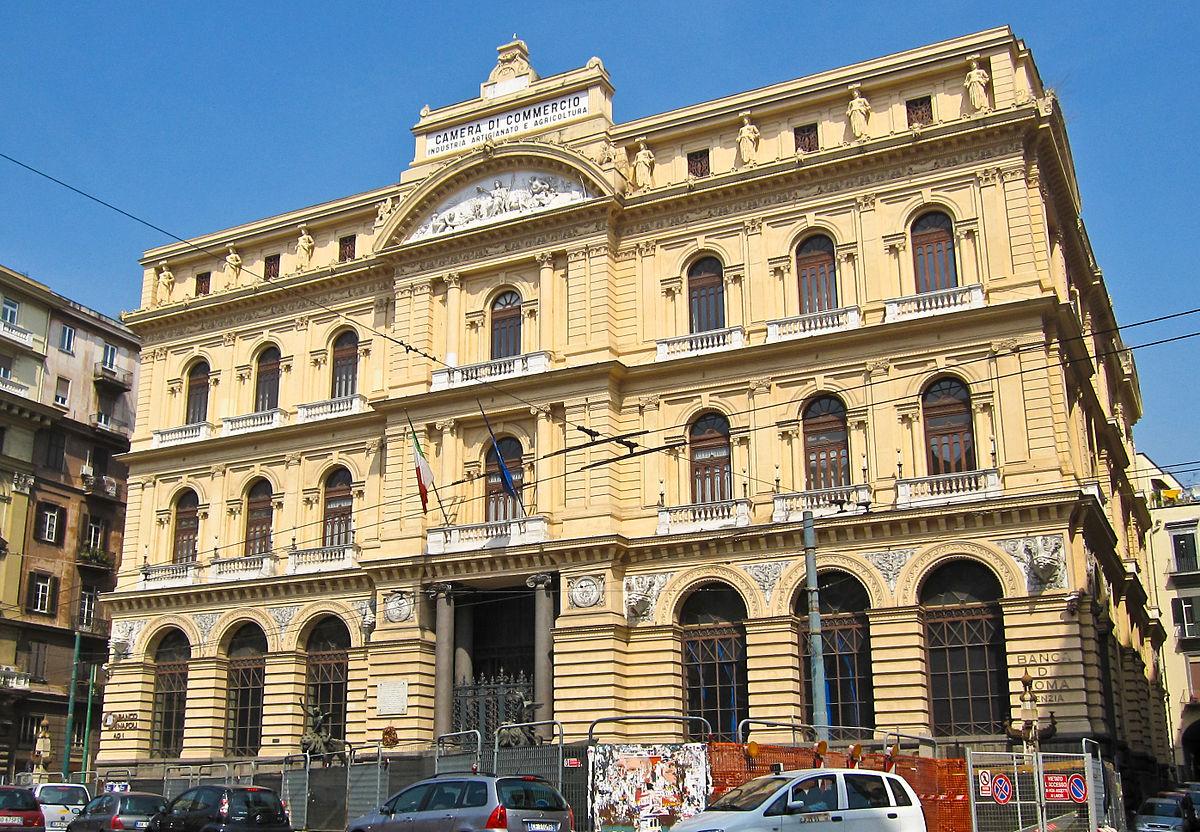 Palazzo della Borsa Napoli  Wikipedia
