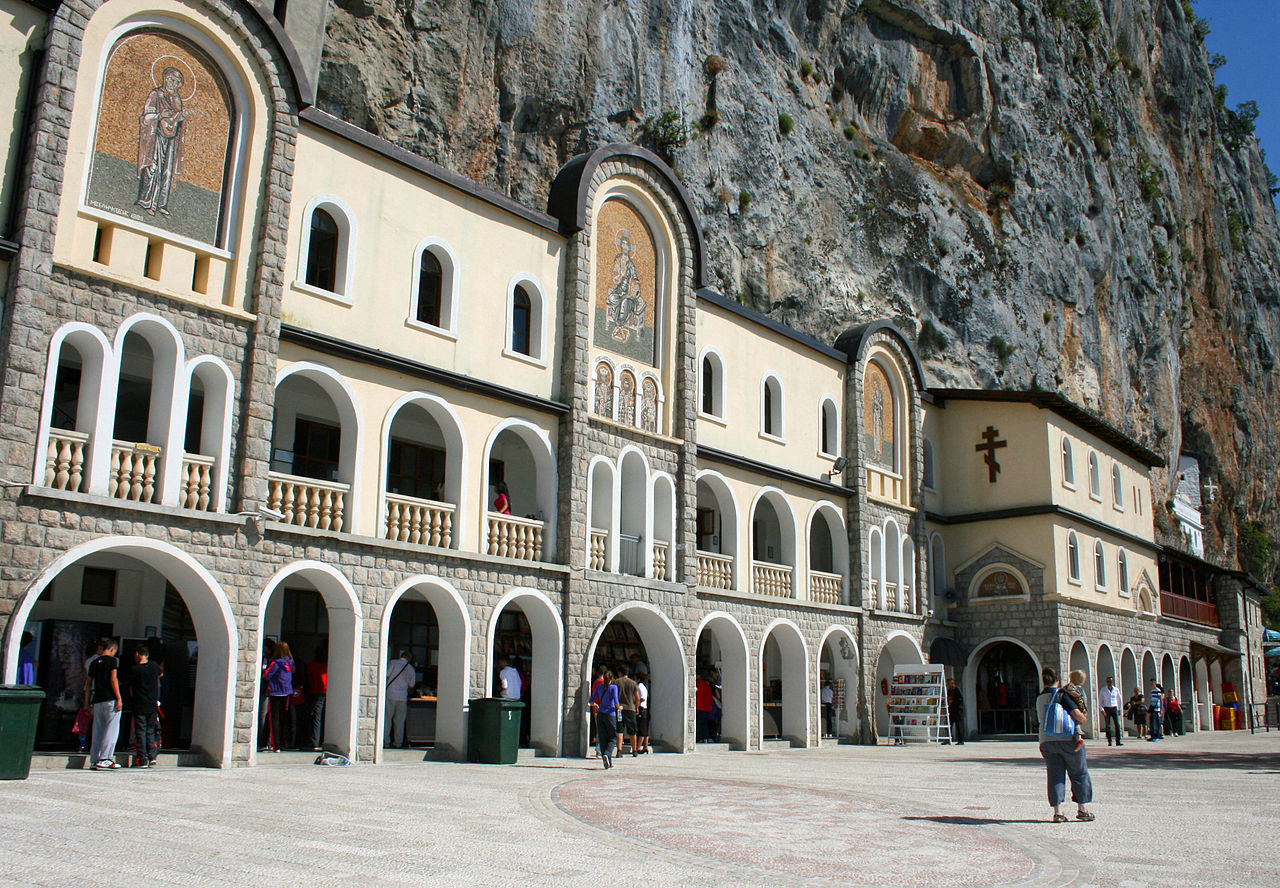 FileOstrog Monastery Montenegrojpg  Wikimedia Commons