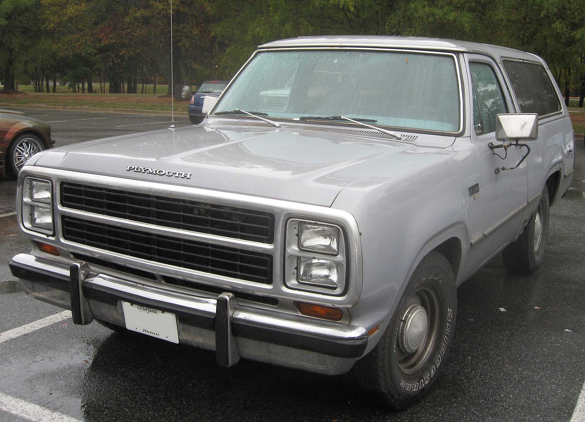 1984 Ford Bronco Wiring Diagram Dodge Ramcharger Wikipedia