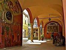Dozza  Wikivoyage guida turistica di viaggio