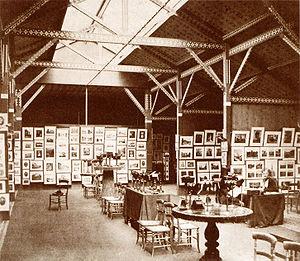 Deutsch: Ausstellung der Photographic Society,...