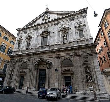 San Luigi dei Francesi is a church of Rome.