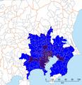 首都圈 (日本) - 維基百科,自由的百科全書