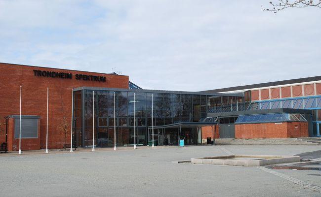 Trondheim Spektrum Wikipedia Den Frie Encyklopædi