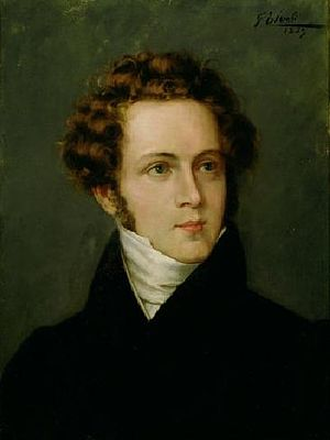 Vincenzo Bellini (1801–1835), the composer of ...