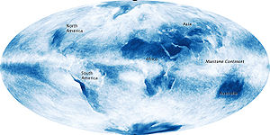 Clouds Can Reveal Shape of Continents NASA Ear...