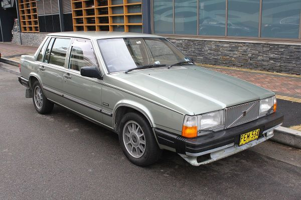 Volvo 760 Turbo 16v - Year of Clean Water
