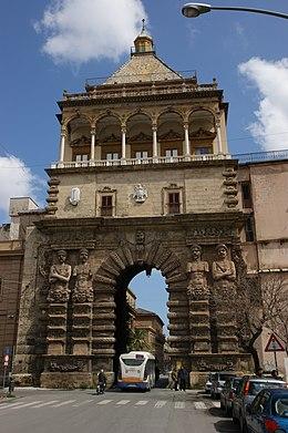 Porta Nuova Palermo  Wikipedia