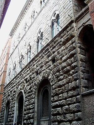 SienaPalazzo Piccolomini delle Papesse  Wikibooks