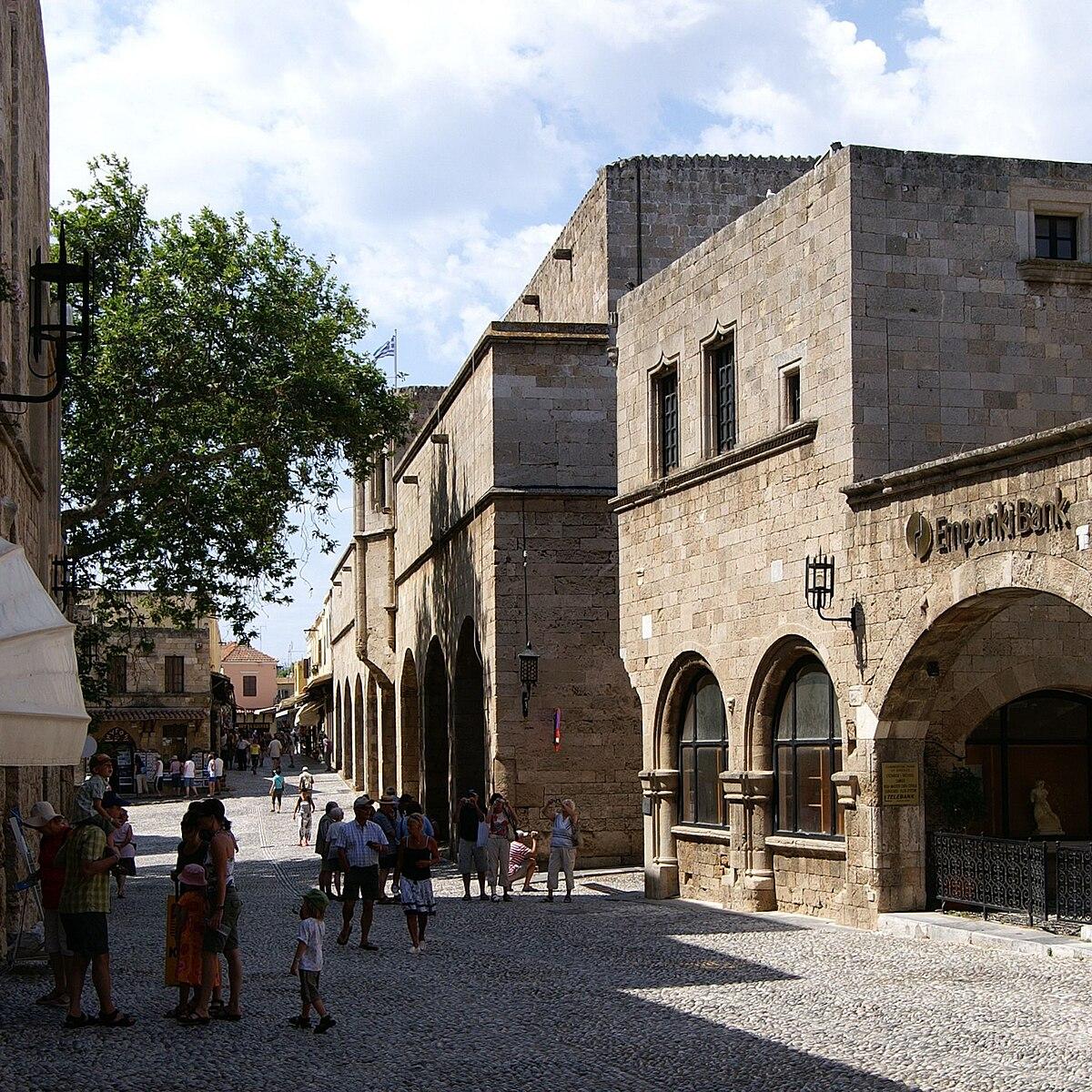 Museo archeologico di Rodi  Wikipedia