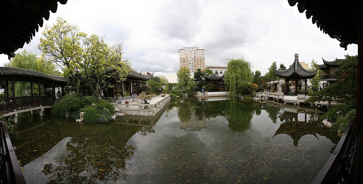 Lan Su Chinese Garden Wikipedia