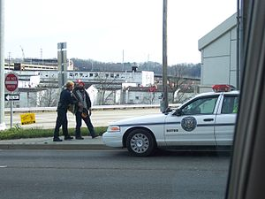 getting arrested in Knoxville, Tennessee