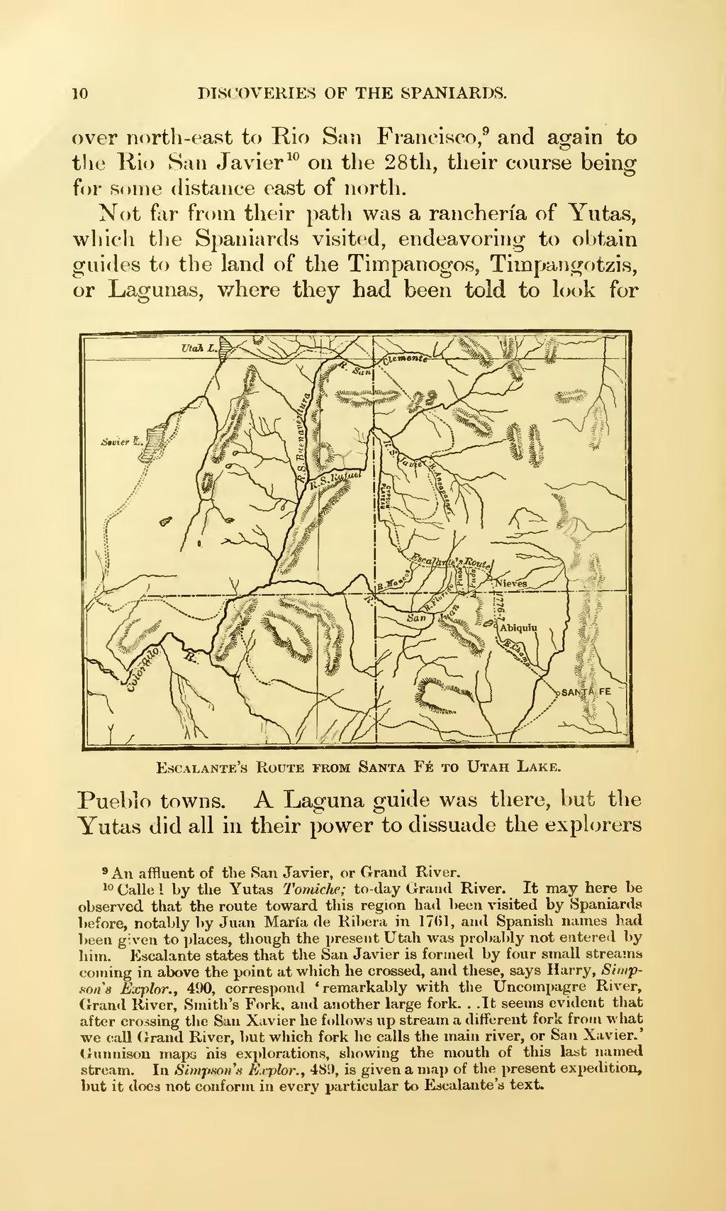 Page History Of Utahvu 62