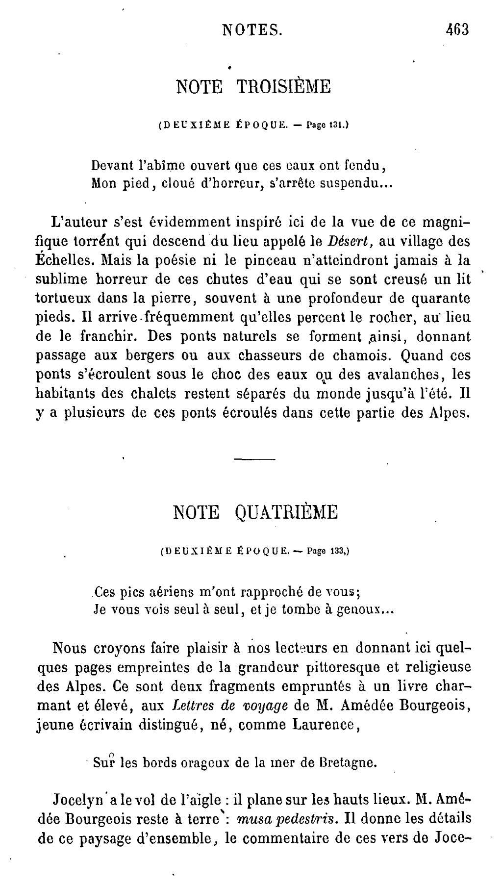 Eau Des Alpes En 4 Lettres : alpes, lettres, Page:Lamartine, Œuvres, Complètes, Lamartine,, 4.djvu/464, Wikisource