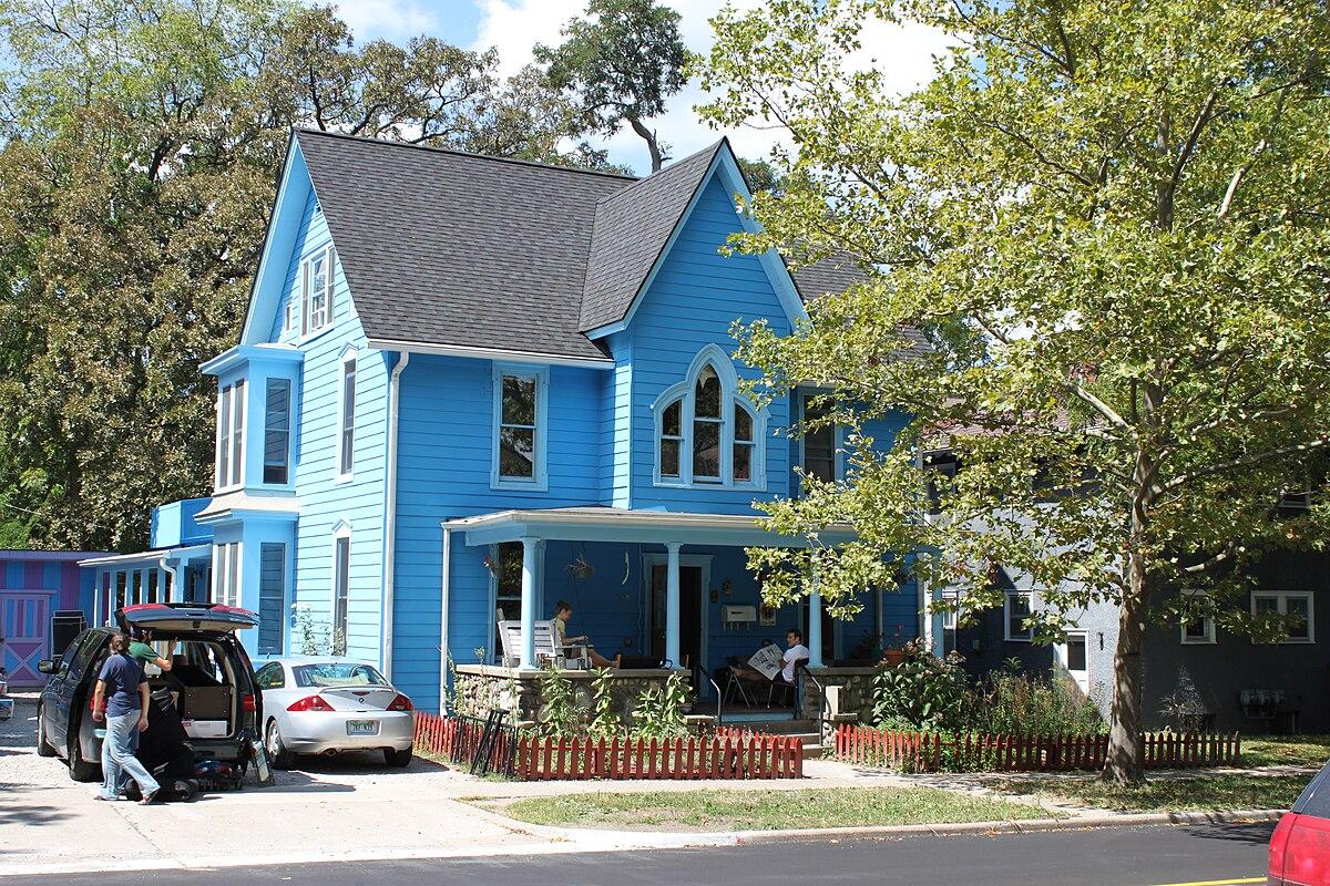 Michigan Cooperative House  Wikipedia