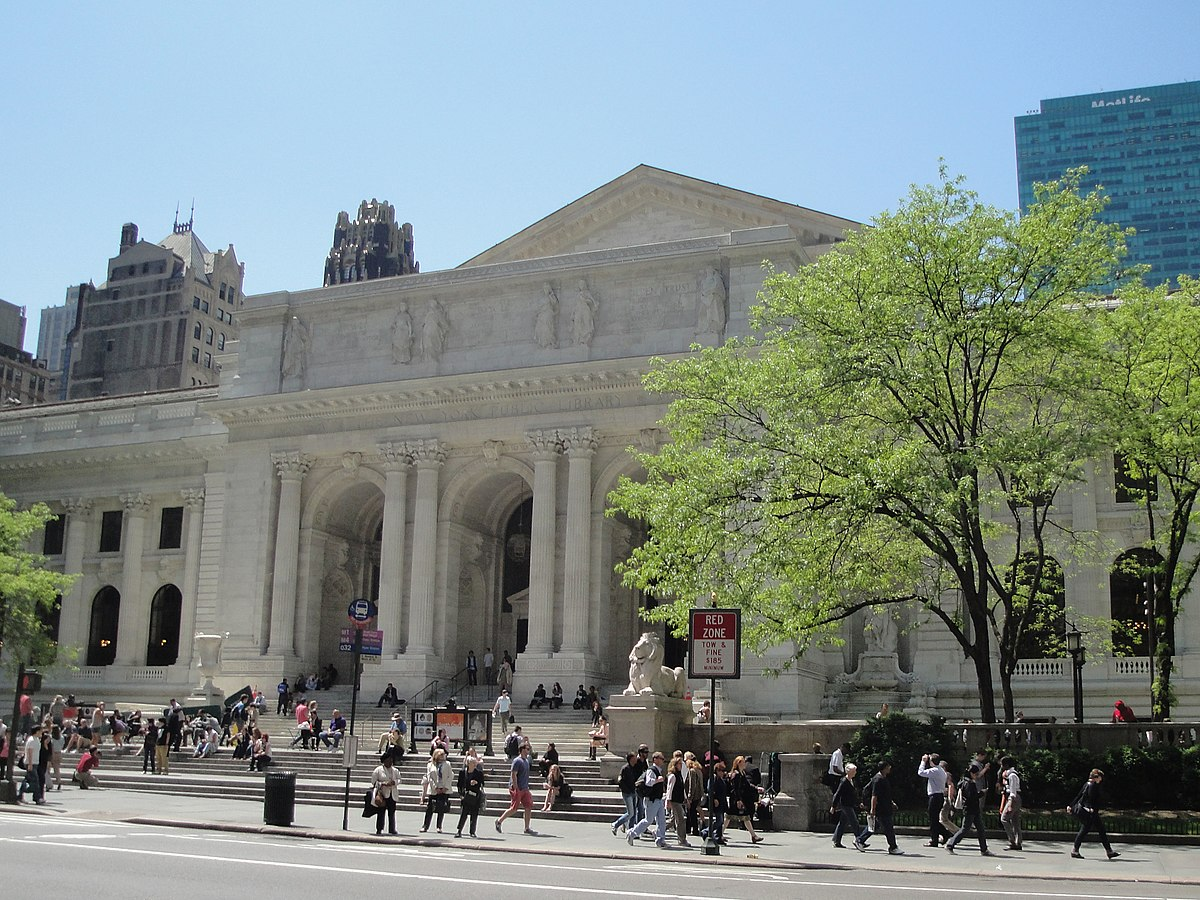 New York Public Library Main Branch  Wikipedia