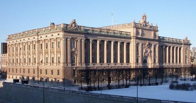 Riksdagshuset Stockholm 2011