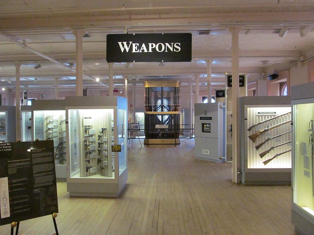 FileSpringfield Armory Museum Springfield MAjpg