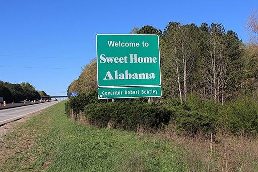 Sweet Home Alabama, I20WB