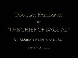 Archivo:The Thief of Bagdad (1924).webm
