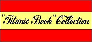 """Titanic Book"" Collection logo"