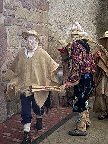 Carnaval de Lanz  Wikipedia la enciclopedia libre