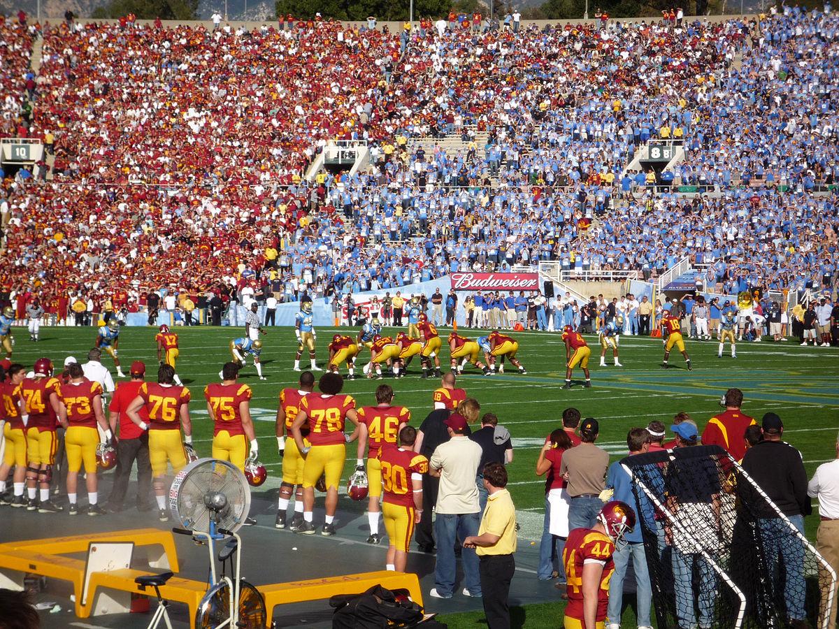 UCLAUSC rivalry  Wikipedia