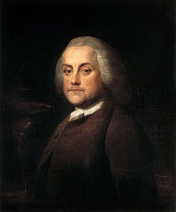 Benjamin Franklin.
