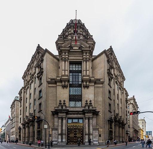 Bolsa de Valores, Lima, Perú, 2015-07-28, DD 101