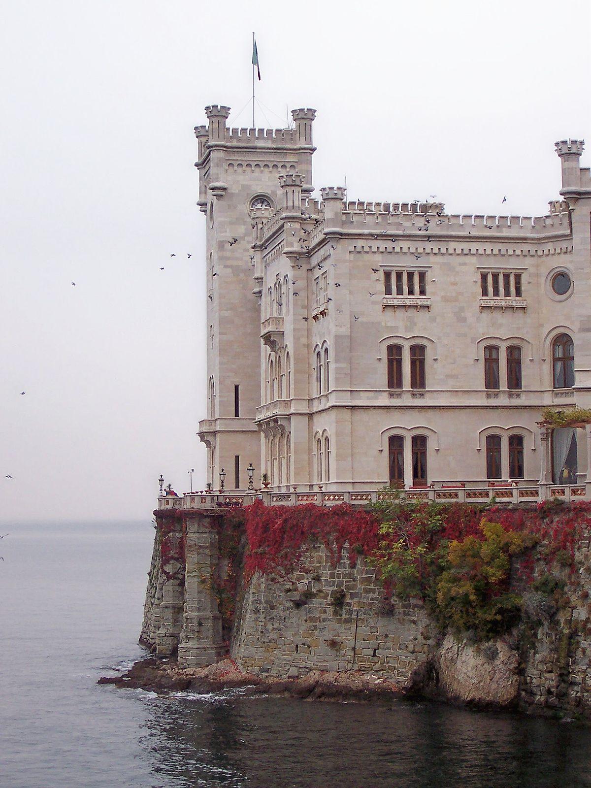 Kasteel Miramare  Wikipedia