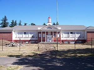 Childrens Farm Home School near Corvallis. Lis...