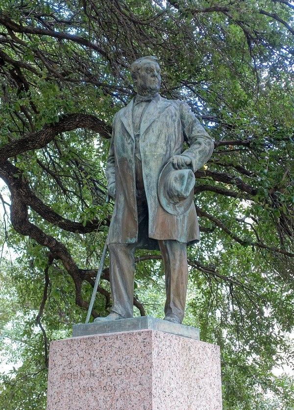 Statue Of John Henninger Reagan - Wikipedia