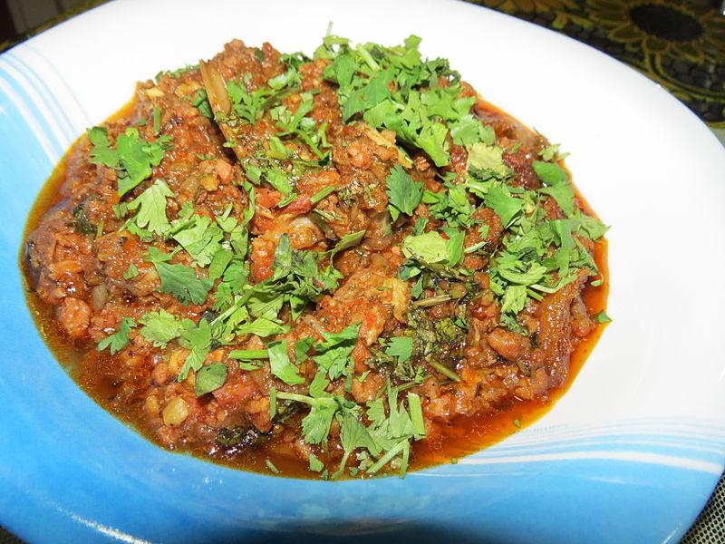 Karan Alimchandani - Pateti or Parsi New year recipe- Keema Kaleji masala