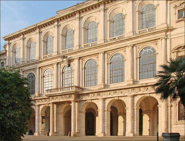 Galleria Nazionale 'arte Antica - Wikipedia