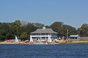Longshore Sailing School (editor note: Which l...