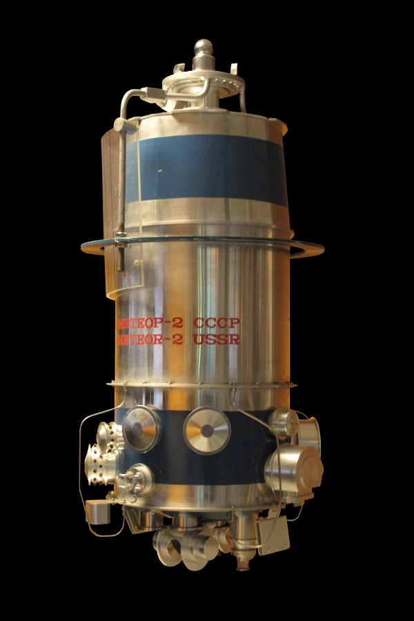 Satellite Meteor 2